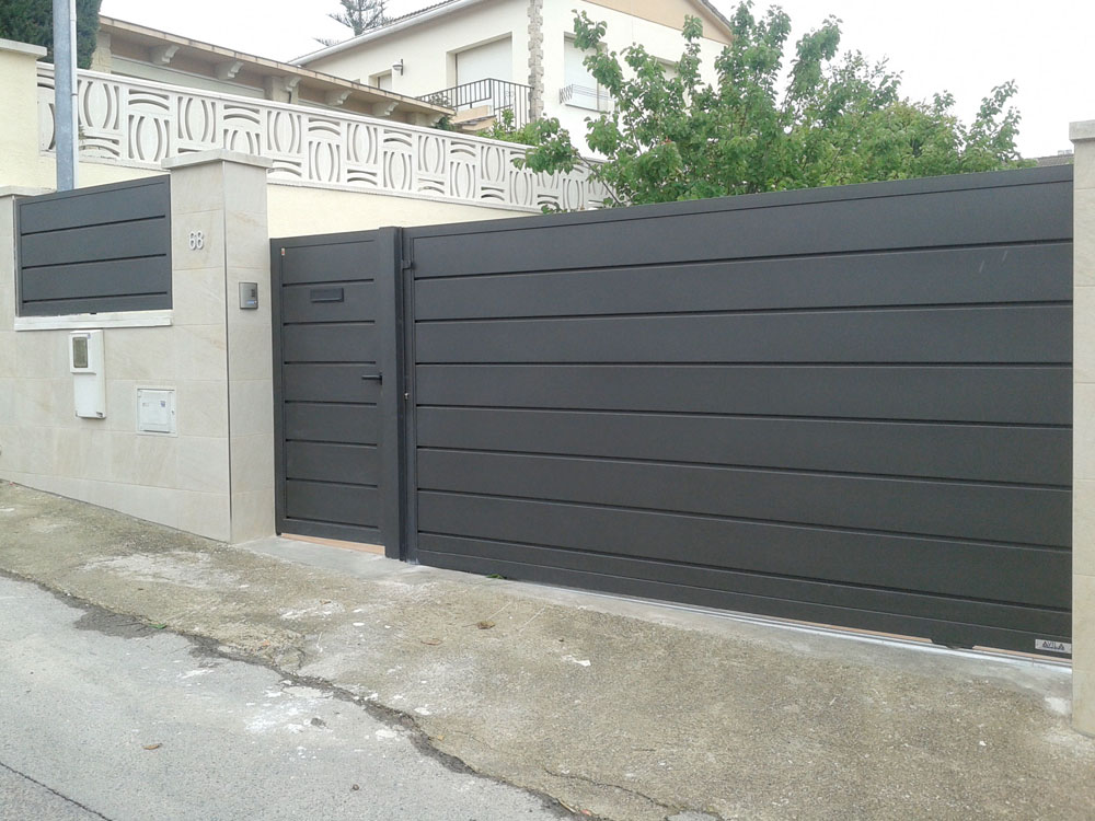 Puertas automaticas para cocheras puertas de cochera - Puertas automaticas para cocheras ...