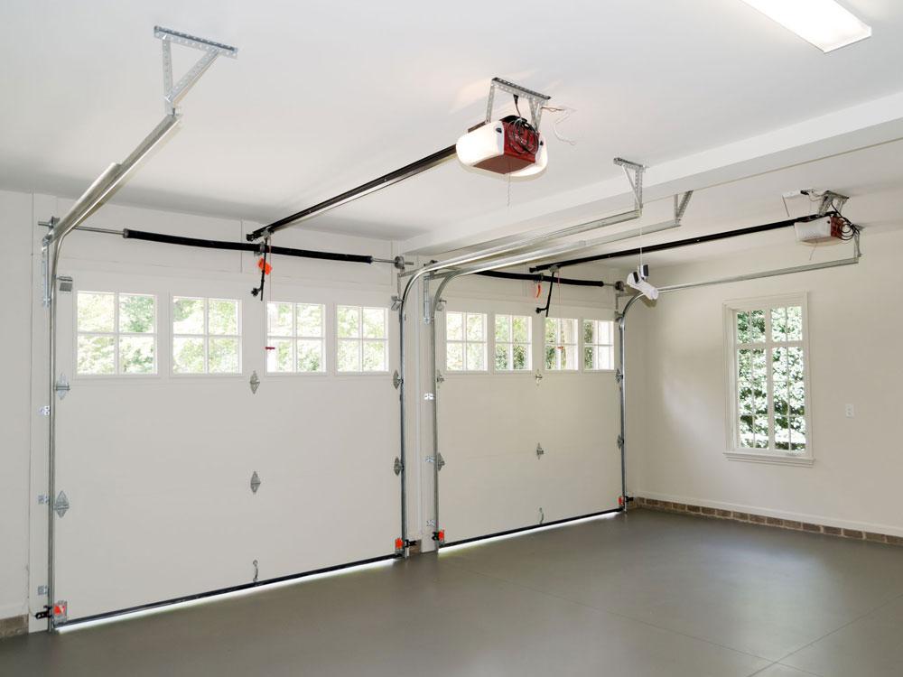 Puertas para garajes automaticas simple puertas for Puertas para garajes